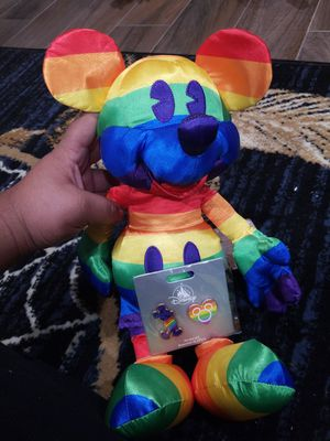 rainbow disney mickey pride for Sale in Del Rey, CA