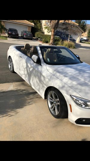 BMW car 45,500 mil 4 seats like new convertible in excellent condition for Sale in Corona, CA