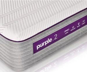 Queen size purple 2 Hybrid Mattress for Sale in Ellicott City, MD