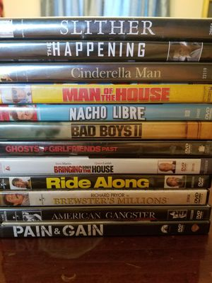 Several DVDs for Sale in Jena, LA
