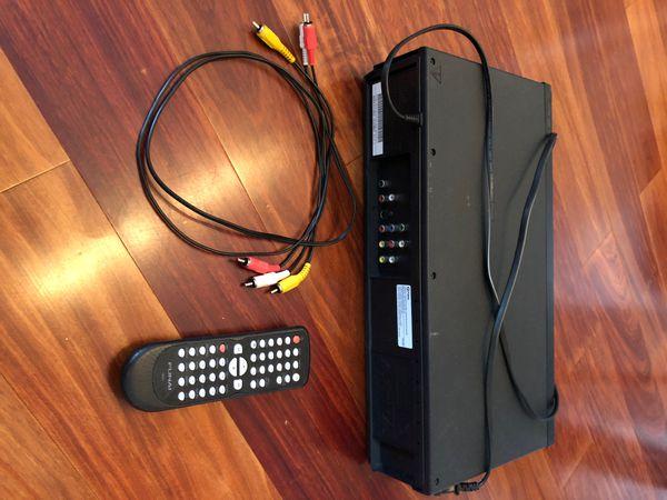 VHS-DVD Combo