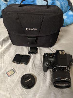 Canon EOS Rebel T6 for Sale in Concord, CA