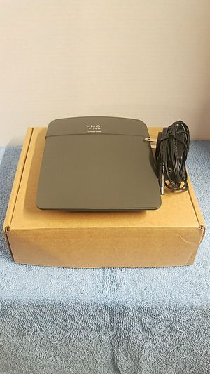 Cisco linksys e800 wi-fi router for Sale in Akron, OH