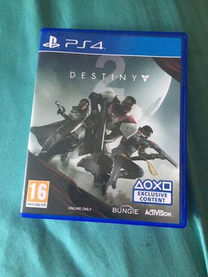 Destiny 2 PS4 for Sale in Federal Way, WA