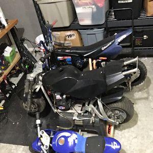 X18 Mini Pocket Bike, Dirt Bike for Sale in Everett, WA