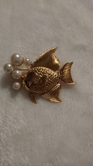 Fish brooch vintage for Sale in Longview, WA