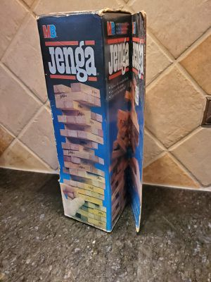 Jenga game for Sale in Manassas Park, VA