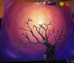 Beautiful tree painting for Sale in Houston, TX