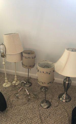 Lamp bundle for Sale in Palm Bay, FL