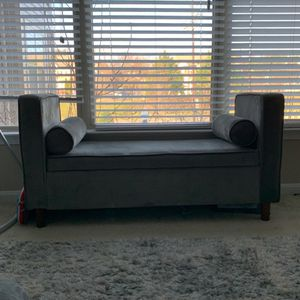 Upholstered Storage Bench for Sale in Germantown, MD