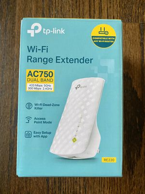 TP-Link AC750 WiFi Extender for Sale in Decatur, GA
