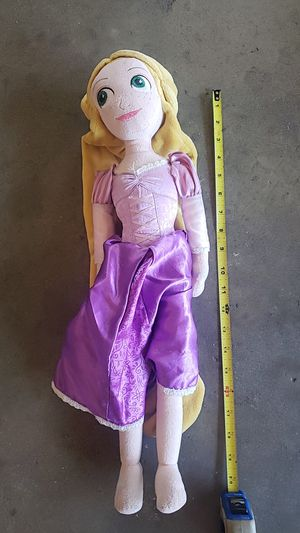 Disney princess rapunzel for Sale in Arcadia, CA