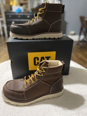 CATERPILLAR WORK BOOTS TRADESMAN ST for Sale in Los Angeles, CA