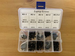Brand New 350 Piece Labtop Screw Set for Sale in Bothell, WA