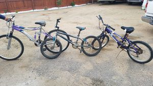 Need bikes Gone ASAP for Sale in Brighton, CO