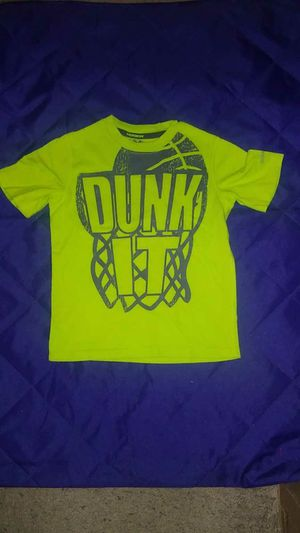 SZ 4-5 - dunk it shirt for Sale in Combined Locks, WI