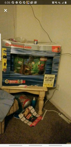 Marineland fish tank for Sale in Jackson, MS