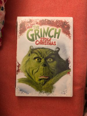 How the grinch stole Christmas DVD for Sale in Sacramento, CA