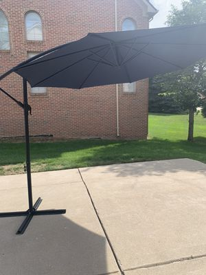 Outdoor umbrella - brand new for Sale in Bloomfield Hills, MI