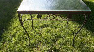 Antique Patio Table for Sale in Des Plaines, IL