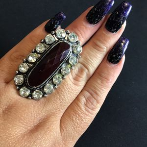 Beautiful Rhinestone Stretchy Band Ring $4 Each for Sale in Modesto, CA