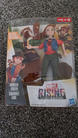 Squirrel Girl Marvel Rising Doll (Target Exclusive) for Sale in Phoenix, AZ