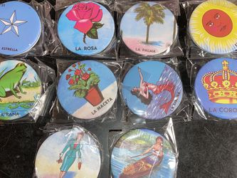 Loteria Compact Mirrors $1 each for Sale in Paramount,  CA