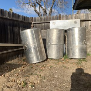 100 Gallon Aluminum Tank for Sale in Santa Maria, CA