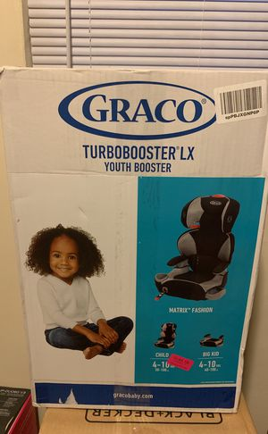 Graco Booster Seat for Sale in District Heights, MD