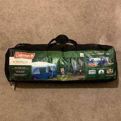 Coleman 9-person Tent *missing Poles* for Sale in Montgomery Village,  MD