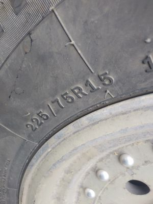 5 lug wheels with good tires for Sale in Wenatchee, WA