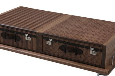 Suitcase Coffee Table With Interior Storage for Sale in Pittsburgh,  PA