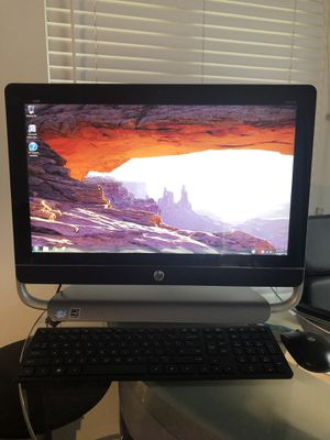 HP Envy 23 All-In-One Computer for Sale in San Diego, CA