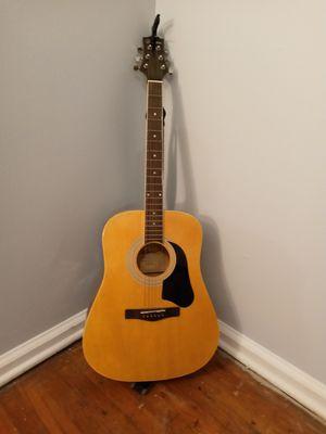 Silvertone Pro Series Acoustic Guitar for Sale in Smyrna, GA
