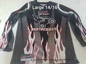 ZX Riding Jersey Large for Sale in Pasco, WA