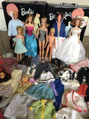 Barbie doll vintage set, box for Sale in Arcadia, CA