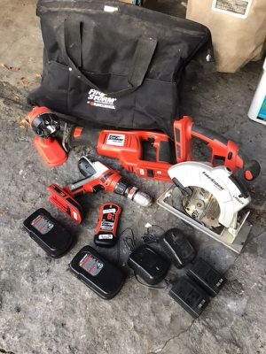 18v Black & Decker power tools. for Sale in Portland, OR