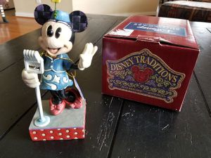 """Jim Shore Minnie Mouse """"Sweet Harmony"""" for Sale in Mansfield, TX"""