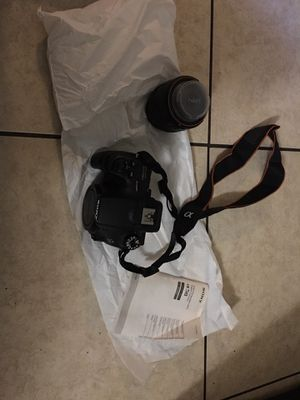 Sony x58 digital camera .. for Sale in Los Angeles, CA
