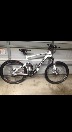 Giant trance 4 full suspension mountain bike for Sale in Tampa, FL