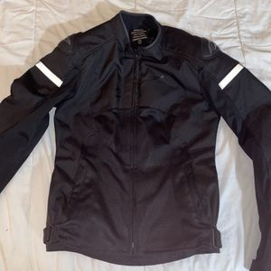 Alpinestars Woman Stella Jaws Leather Jacket Size Xs for Sale in Hayward, CA