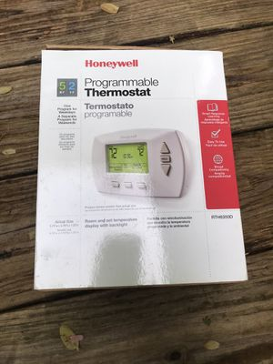 Honeywell thermostat for Sale in Springfield, VA