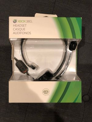 XBox 360 Gaming Headset for Sale in West Springfield, VA