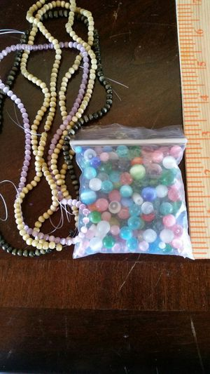 Cats eye beads for Sale in Rancho Cucamonga, CA