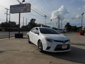 2016 Toyota Corolla for Sale in San Antonio, TX