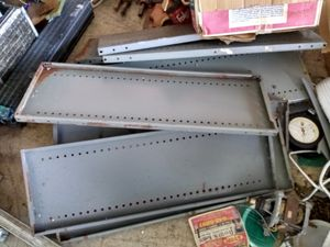 All metal shelves for Sale in Richardson, TX
