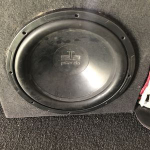 Polk Audio Db1240 SVC With a Box for Sale in San Diego, CA