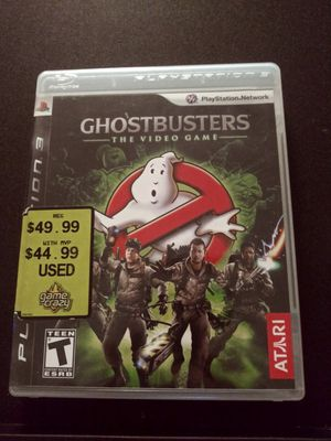 Ghostbusters ps3 for Sale in Stockton, CA