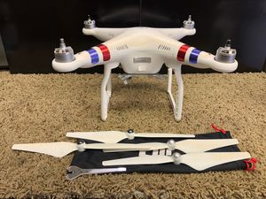 DJI Phantom 3 Advanced (Quadcopter Only) Plus Props for Sale in Visalia, CA