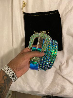 DNA belt bought it from Georgios in greenspoint need money for bills for Sale in Spring, TX